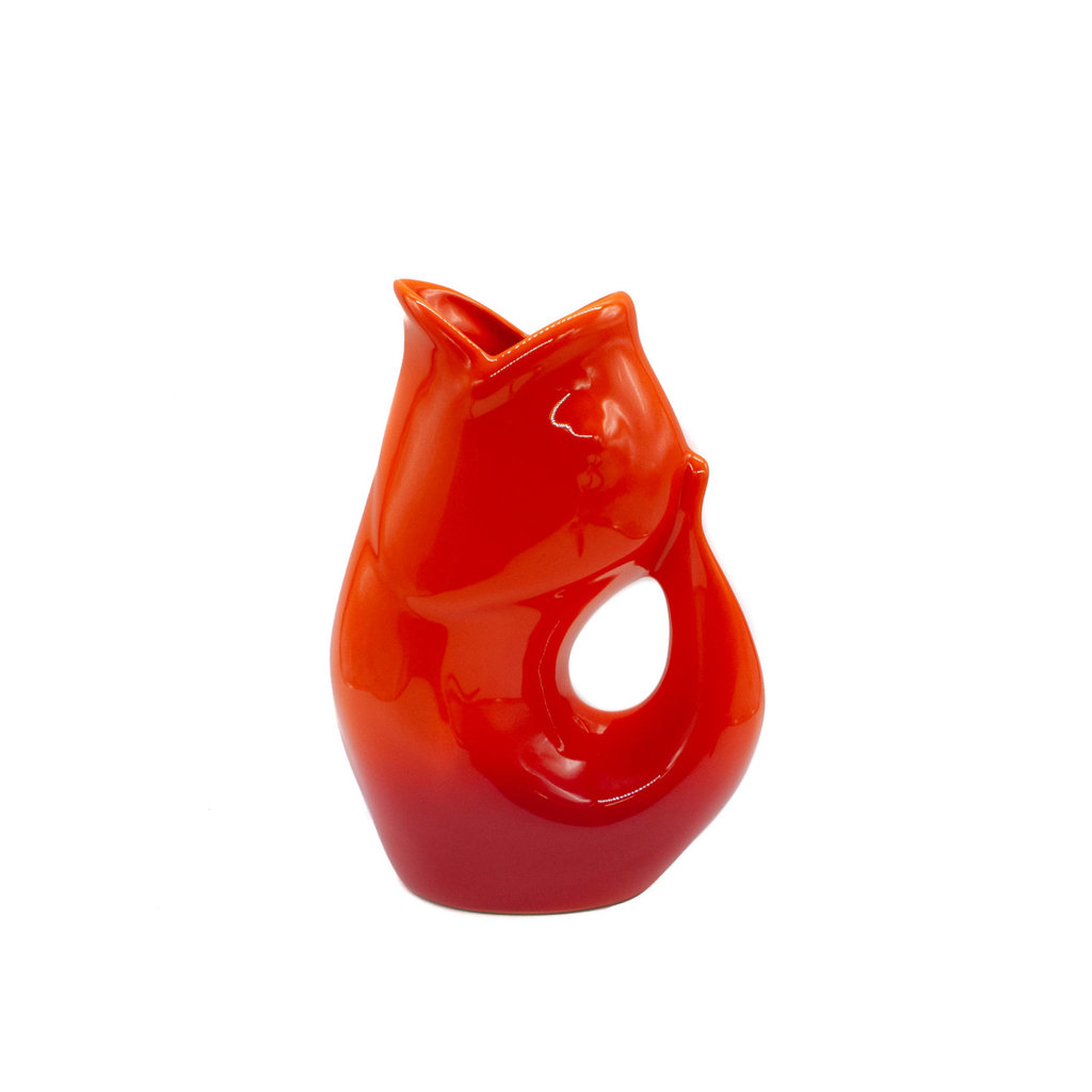 Gurgle Pot Ombre Red