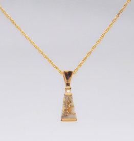Gold Quartz Pendent_PN642D4QX