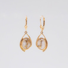 Gold Quartz Earrings_EN1117Q/LB