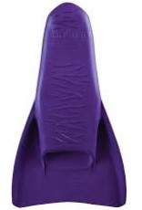 Booster Fins Jr Purple 6-8