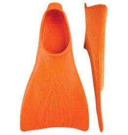Booster Fins Jr Orange 11-1