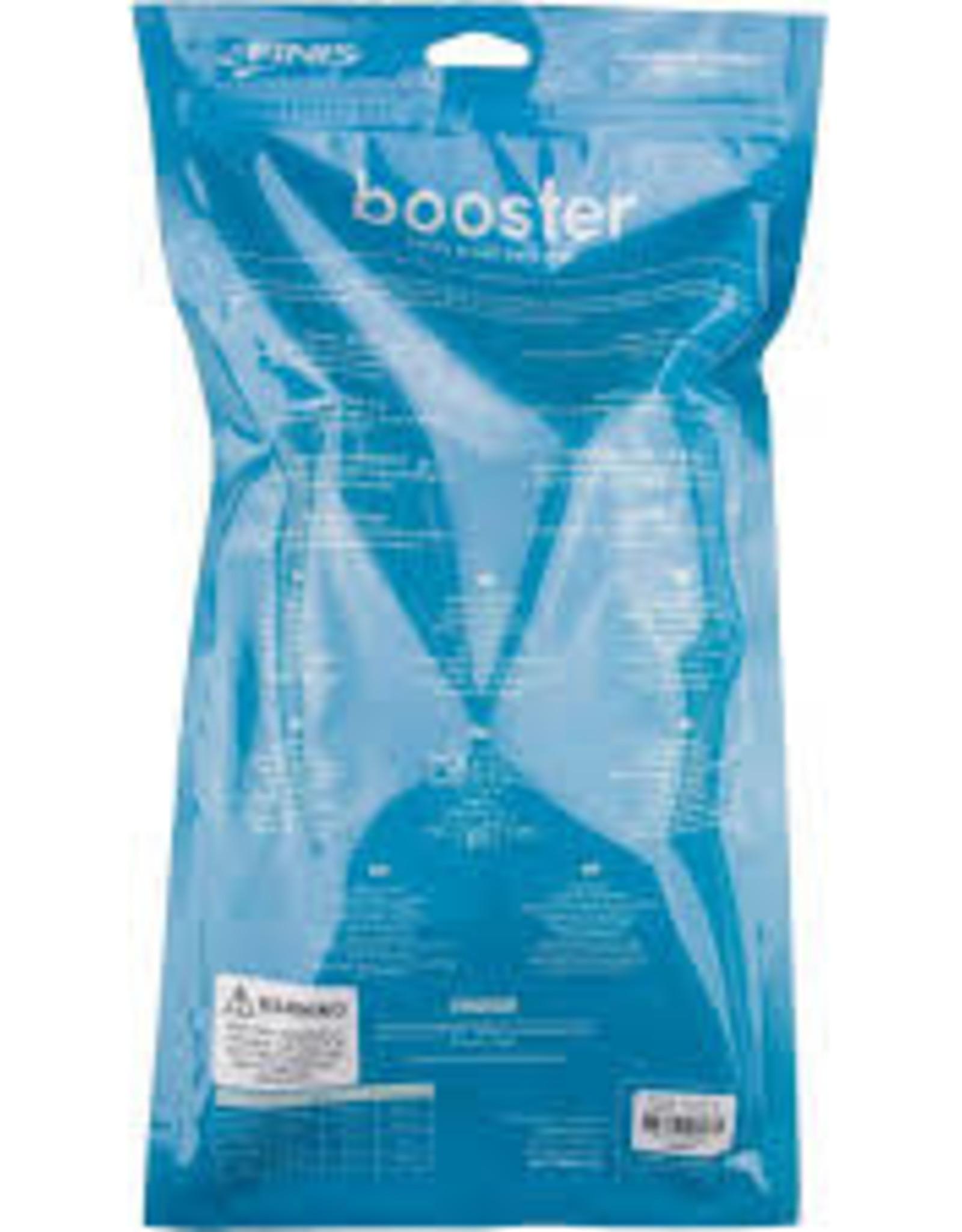 Booster Fins Jr Green 8-11