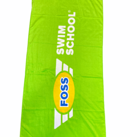 Green FOSS Towel