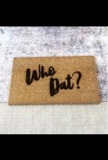 Who Dat Doormat