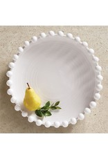 Raised Dot Round Platter