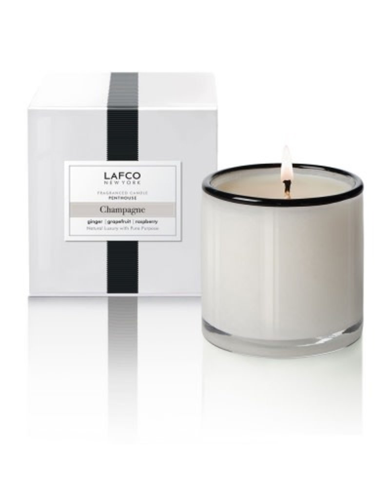 6.5OZ CHAMPAGNE CLASSIC CANDLE - PENTHOUSE