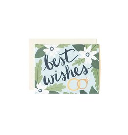 Best Wishes Blue
