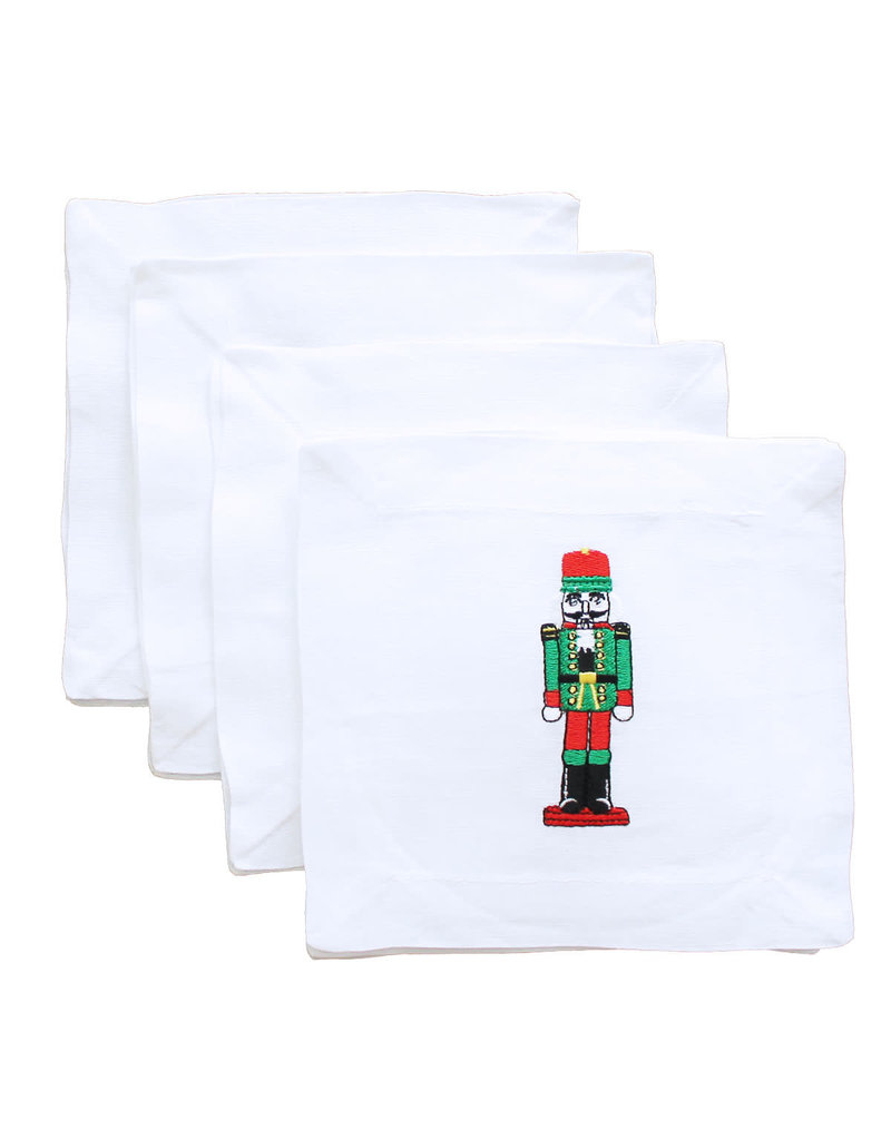 Nutcracker-Cocktail Napkins