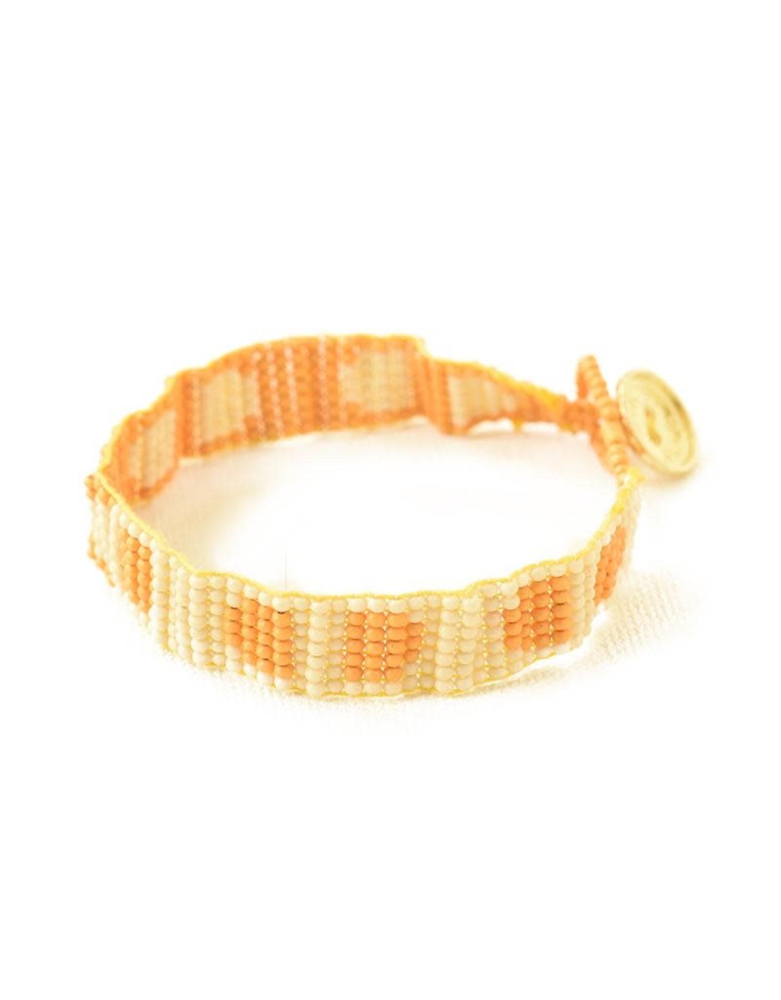 Ivory Seed Bracelet