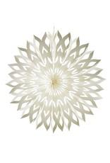 "Paper Snowflake Ornament 1.25"""