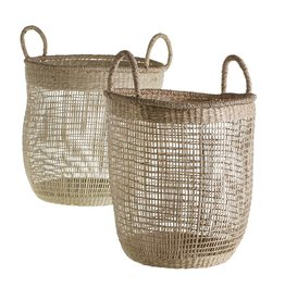 "Simona Basket 14""/15"" Set of 2"