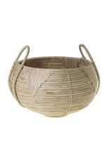 "Cane Basket 16.75""x 11.25"""