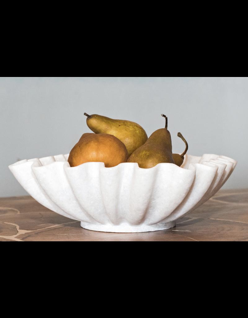Marble Handkerchief Bowl