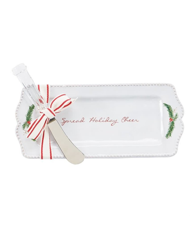 Holiday Butter Dish Set