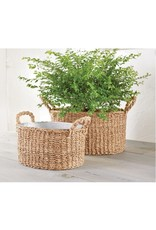 SEAGRASS PARTY TUBS PLANTERS (LARGE)