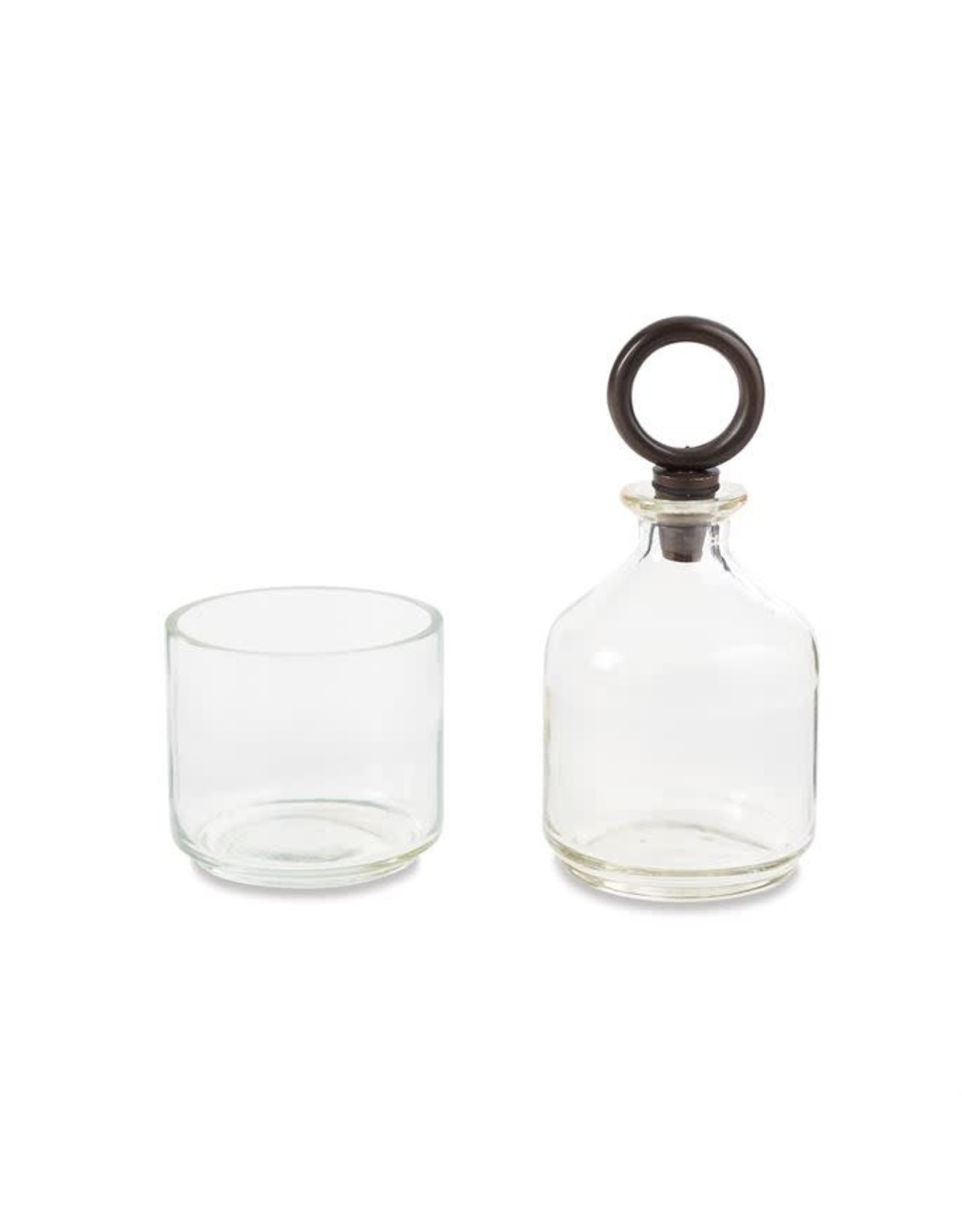 Two Piece Decanter