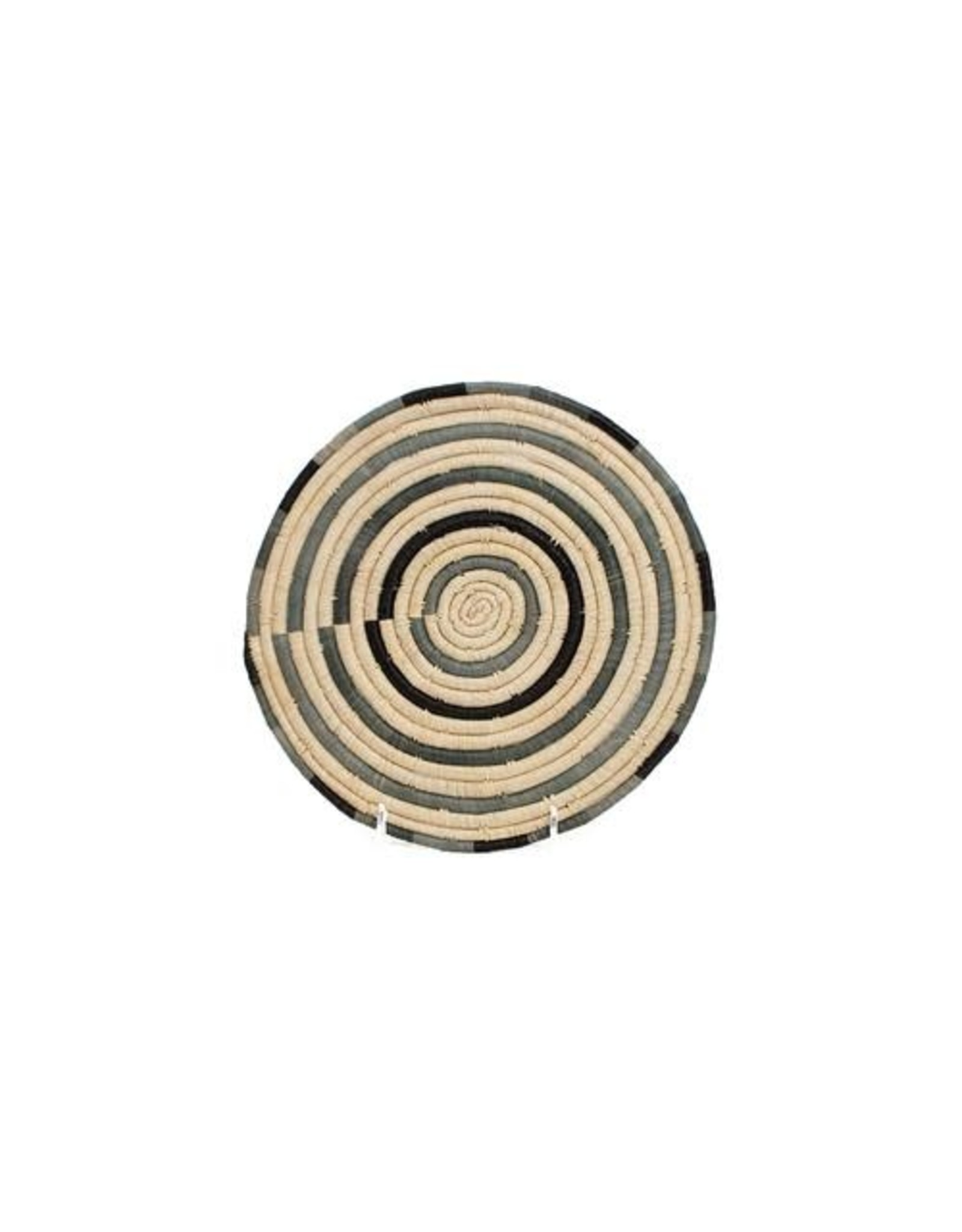 Opal Gray Color Blocked Trivet