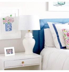 solid white lamps
