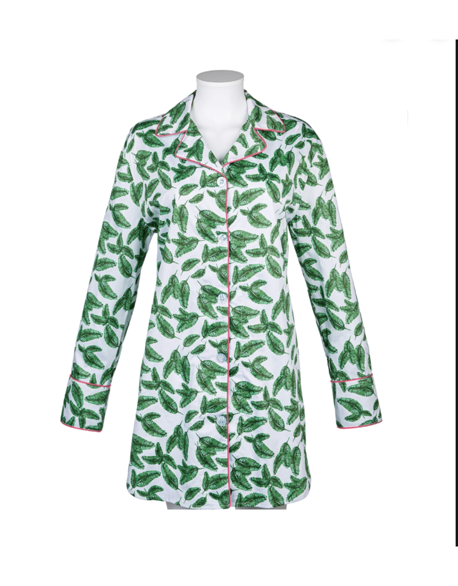 Nightshirt: Palm Leaf (S/M)