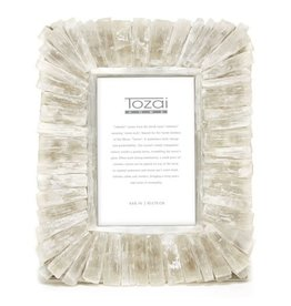 "Selenite 4"" x 6"" Photo Frame"