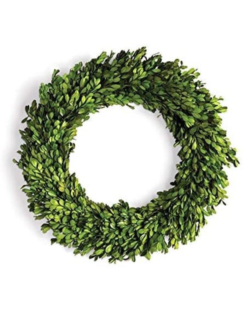 "Boxwood Wreath 20"""