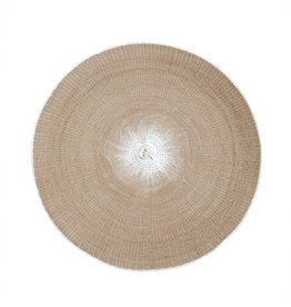 Willa Woven Placemat, Taupe