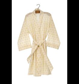 Palma Block Print Robe