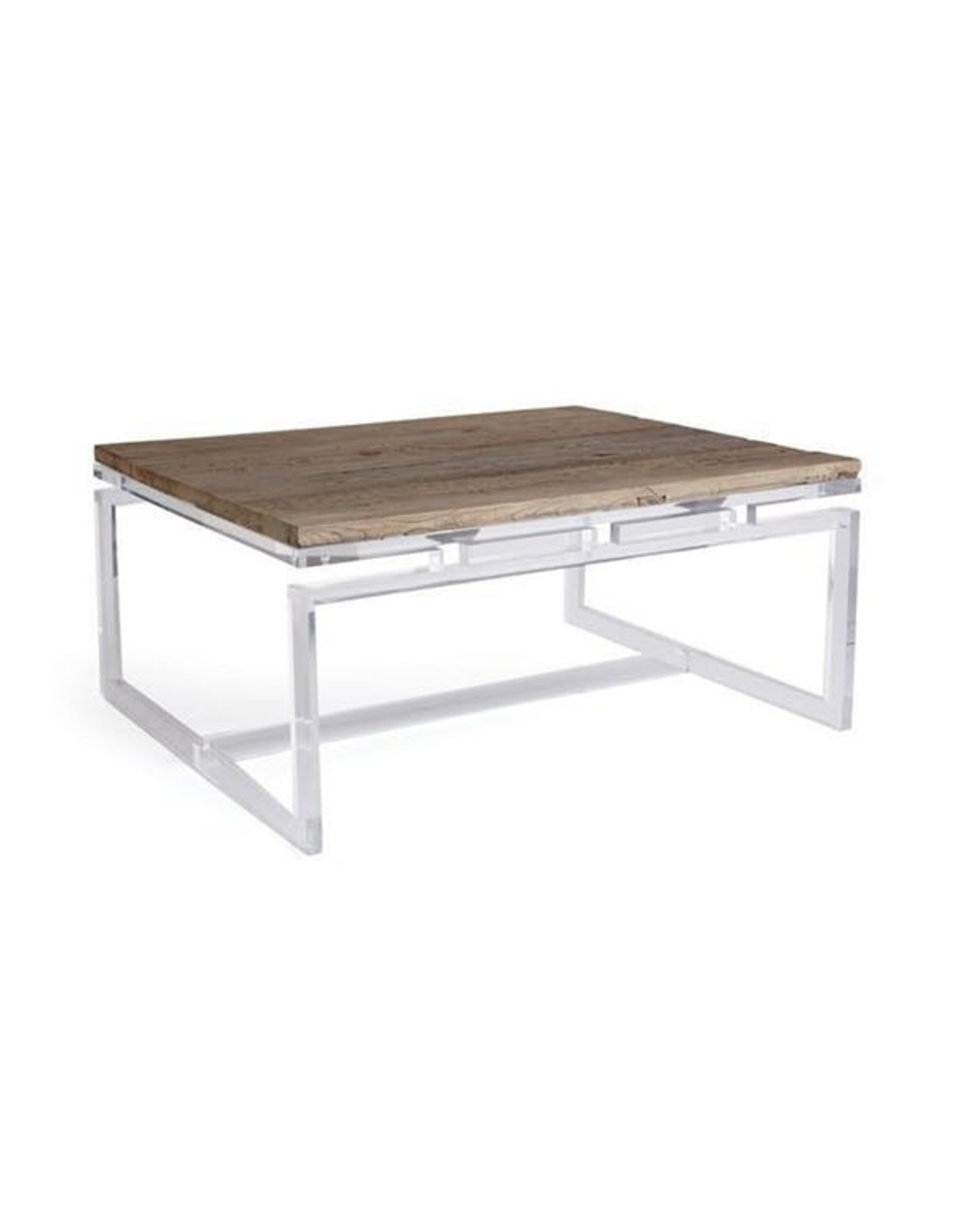 Acrylic Base Coffee Table