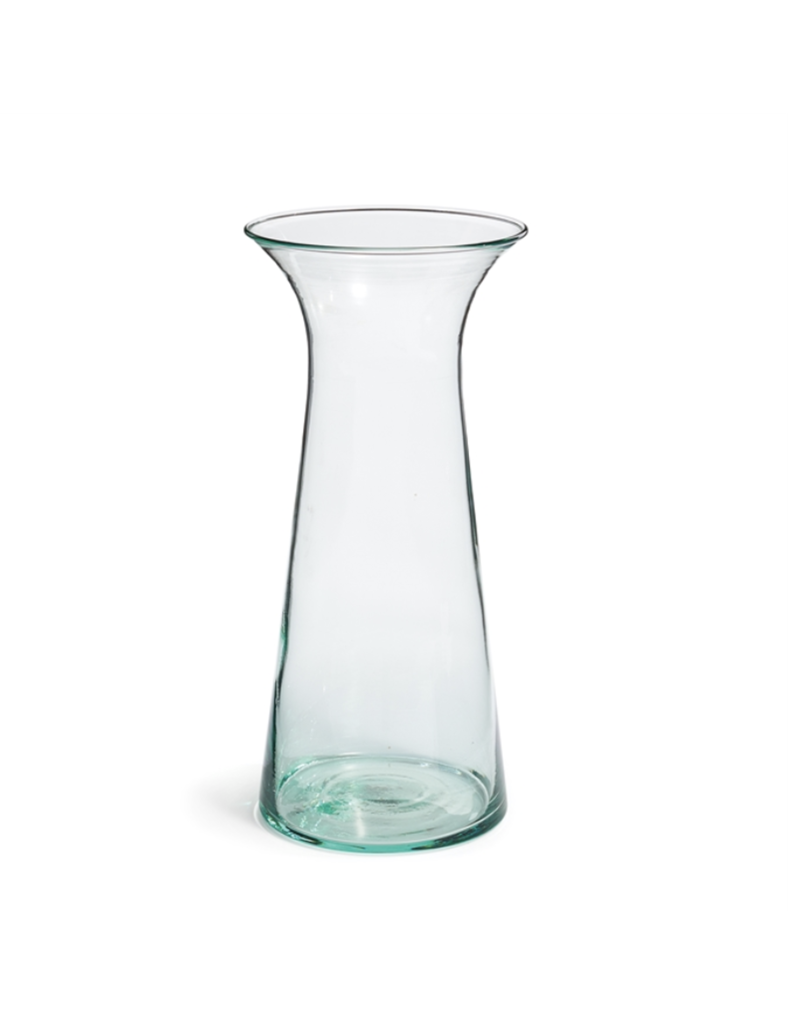 """Emilia Clear Vase 11.75"""""""