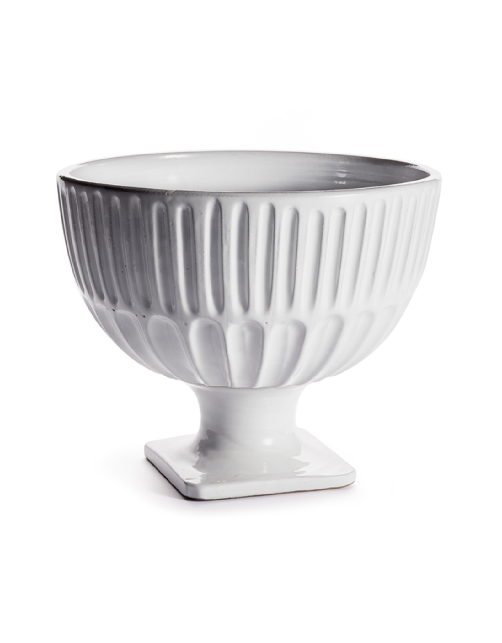 Column Footed Bowl