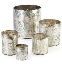 Silver Votives-Extra Large