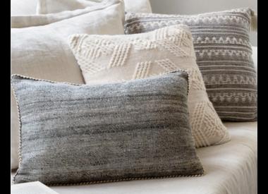 Pillows + Decor