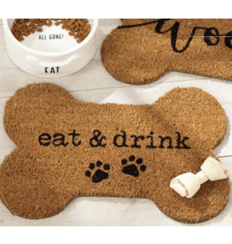 Dog Bowl Placemats