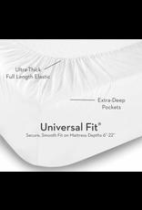 Woven Tencel Sheet Set, Queen, White