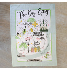 Big Easy Hand Towel