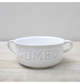 Oak + Arrow Interiors Gumbo Double Handle Bowl