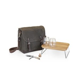 Oak + Arrow Interiors Adventure Wine Tote