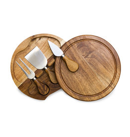 Oak + Arrow Interiors Brie Cheese Board