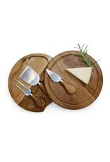 Oak + Arrow Interiors Brie Cheese Board