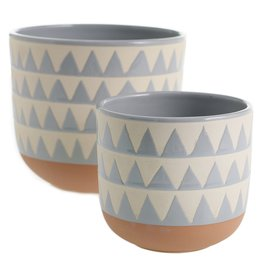 Oak + Arrow Interiors Sully Pot Small