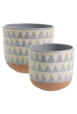 Oak + Arrow Interiors Sully Pot Large