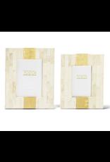 Oak + Arrow Interiors Brass and Beige Frames - Stone 5x7