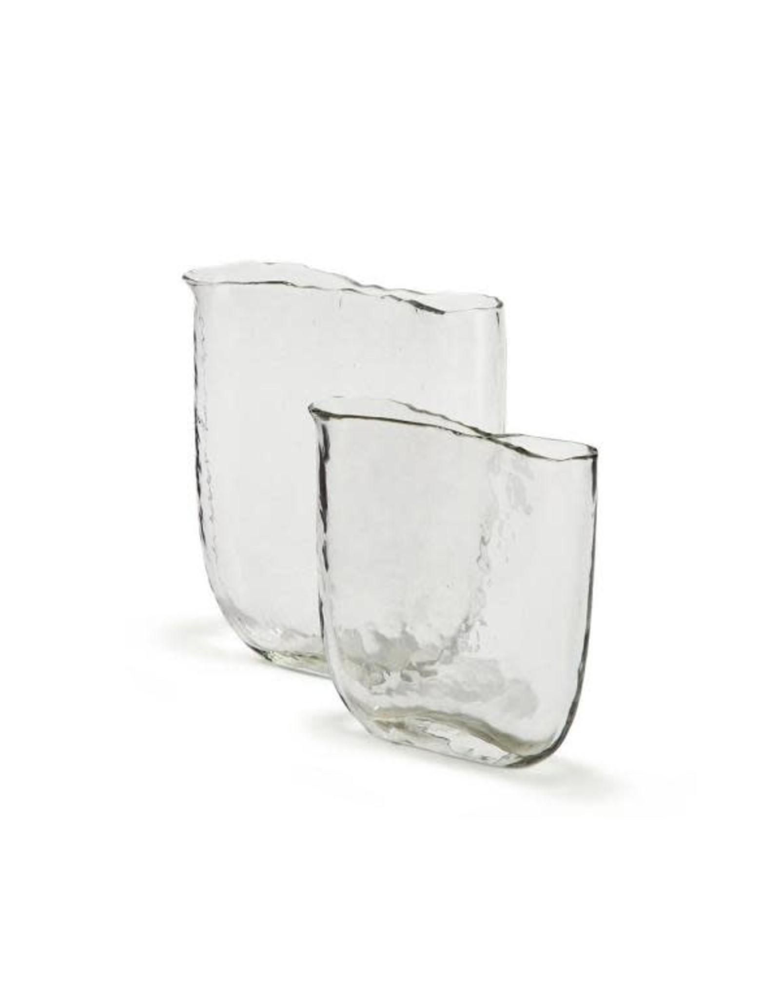 Oak + Arrow Interiors Ellipse Clear Vases - Large