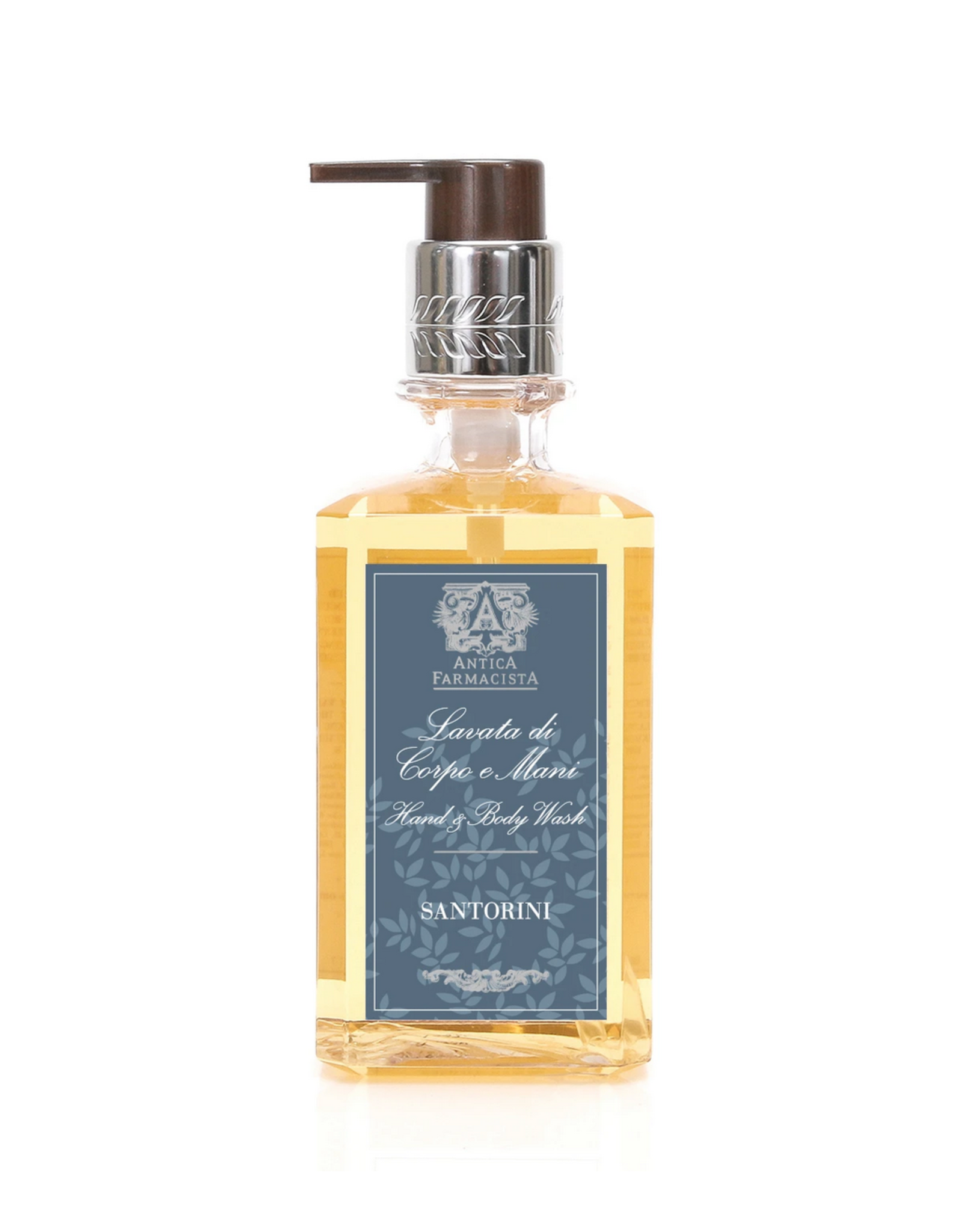Oak + Arrow Interiors Santorini Hand and Body Wash