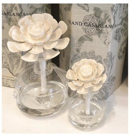 Moroccan Peony-Mini Grand Casablanca Porcelain Diff