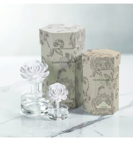 Oak + Arrow Interiors Tahitian Gardenia- Grand Casablanca Porcelain Diffuser