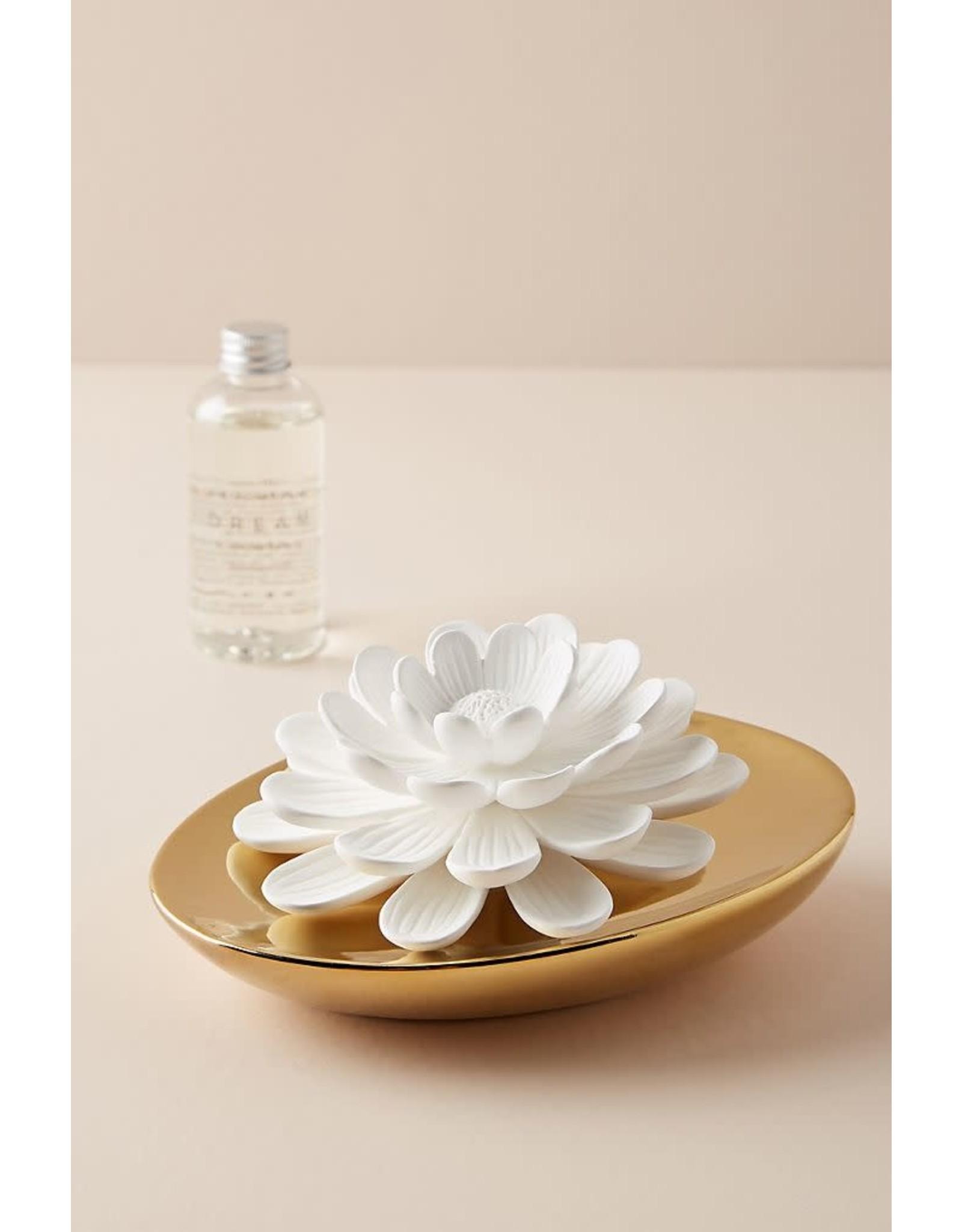 Oak + Arrow Interiors Dream Porcelain Flower Diffuser REFILL