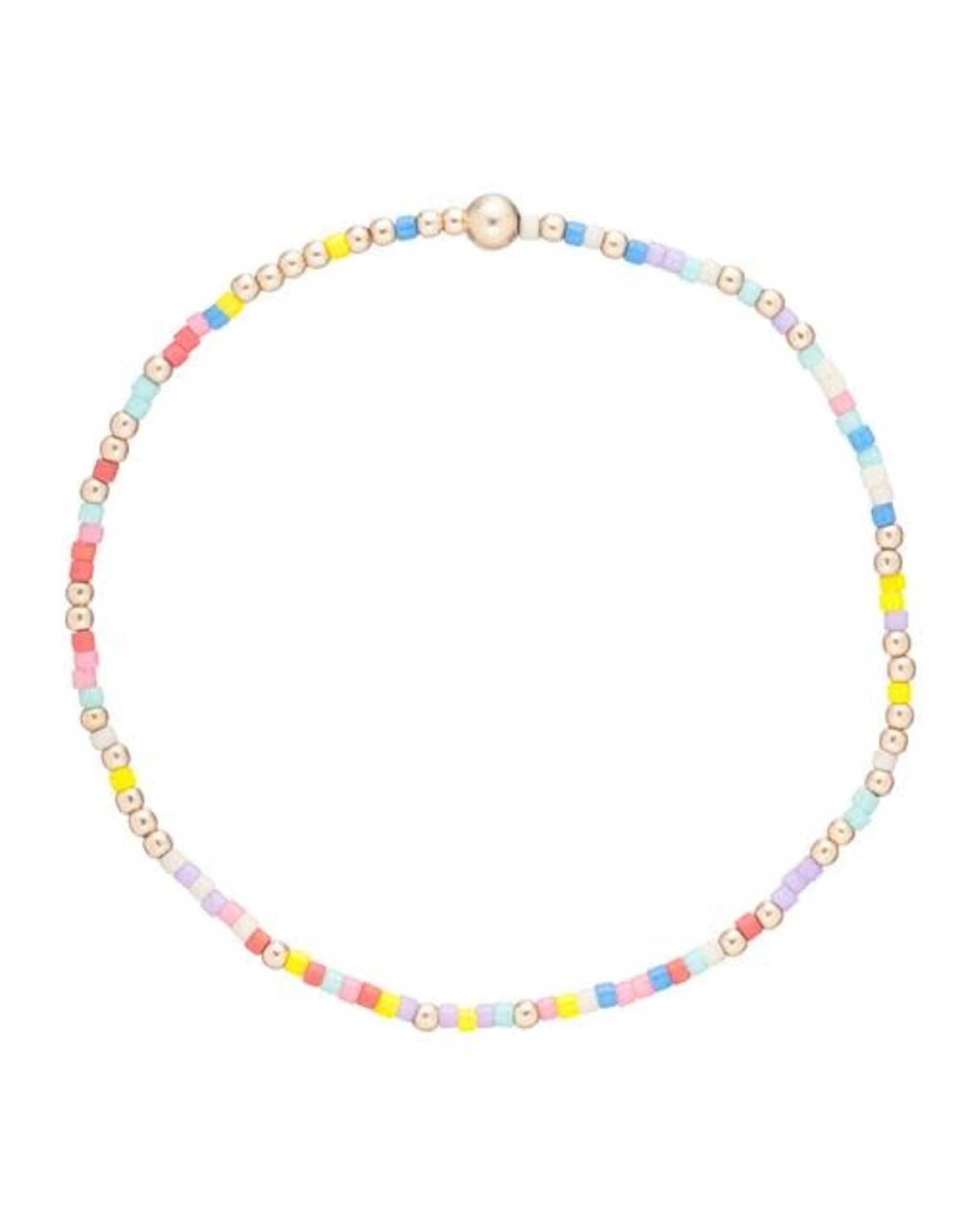 Oak + Arrow Interiors Hope Unwritten Bracelet - Beach Ball