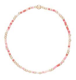 Oak + Arrow Interiors Hope Unwritten Bracelet - Pinky Promise