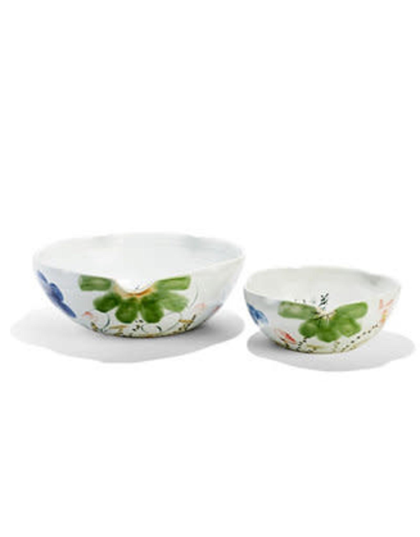 Oak + Arrow Interiors Large Japanese Blossoms Bowls
